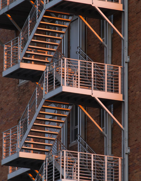 Stair Tower Project