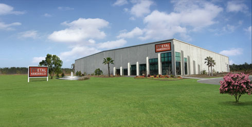 Our Andrews, South Carolina Manufacturing Plant