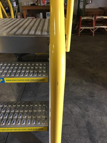 ES Modular Metal Stairs