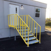 Metal-Stair-Installation