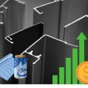 Rising aluminum prices